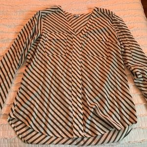 Long Sleeve Express Blouse